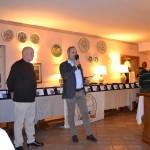 Il presidente provinciale Marco Bruni