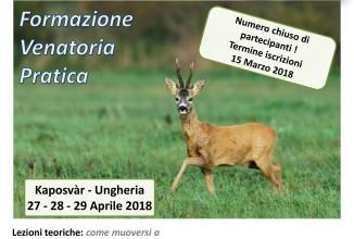 Academy: Formazione Venatoria Pratica in Ungheria