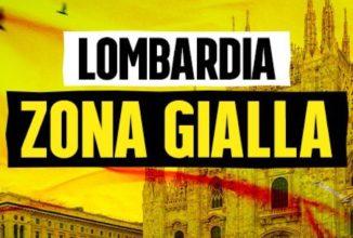 LOMBARDIA ZONA GIALLA
